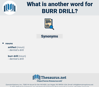 burr drill, synonym burr drill, another word for burr drill, words like burr drill, thesaurus burr drill