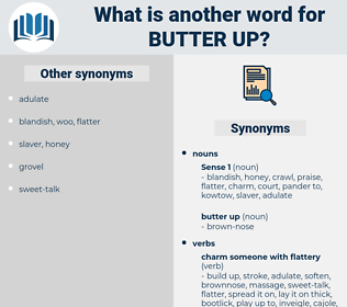 butter up, synonym butter up, another word for butter up, words like butter up, thesaurus butter up
