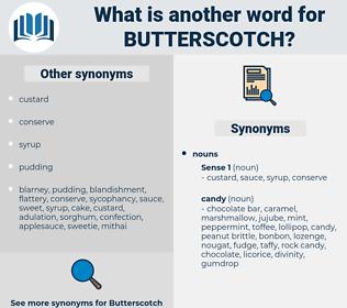 butterscotch, synonym butterscotch, another word for butterscotch, words like butterscotch, thesaurus butterscotch