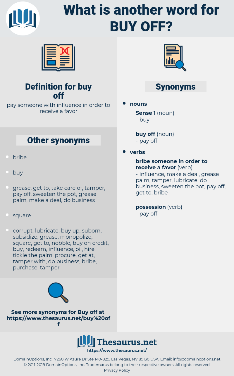 buy off, synonym buy off, another word for buy off, words like buy off, thesaurus buy off
