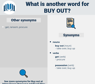 buy out, synonym buy out, another word for buy out, words like buy out, thesaurus buy out
