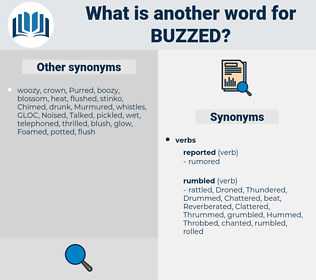Buzzed, synonym Buzzed, another word for Buzzed, words like Buzzed, thesaurus Buzzed