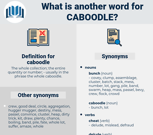 caboodle, synonym caboodle, another word for caboodle, words like caboodle, thesaurus caboodle