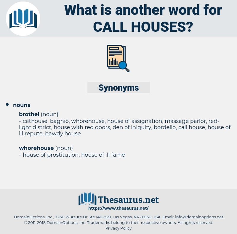 call houses, synonym call houses, another word for call houses, words like call houses, thesaurus call houses