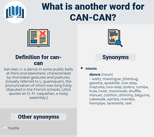 can-can, synonym can-can, another word for can-can, words like can-can, thesaurus can-can