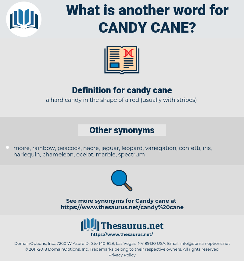 candy cane, synonym candy cane, another word for candy cane, words like candy cane, thesaurus candy cane