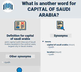 capital of saudi arabia, synonym capital of saudi arabia, another word for capital of saudi arabia, words like capital of saudi arabia, thesaurus capital of saudi arabia