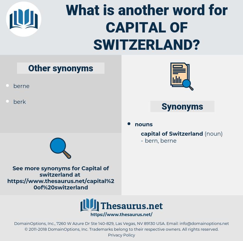 Capital Of Switzerland, synonym Capital Of Switzerland, another word for Capital Of Switzerland, words like Capital Of Switzerland, thesaurus Capital Of Switzerland