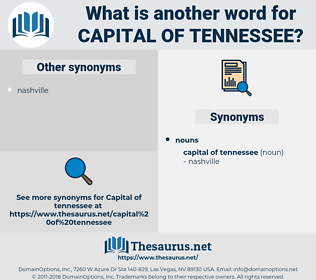 Capital Of Tennessee, synonym Capital Of Tennessee, another word for Capital Of Tennessee, words like Capital Of Tennessee, thesaurus Capital Of Tennessee