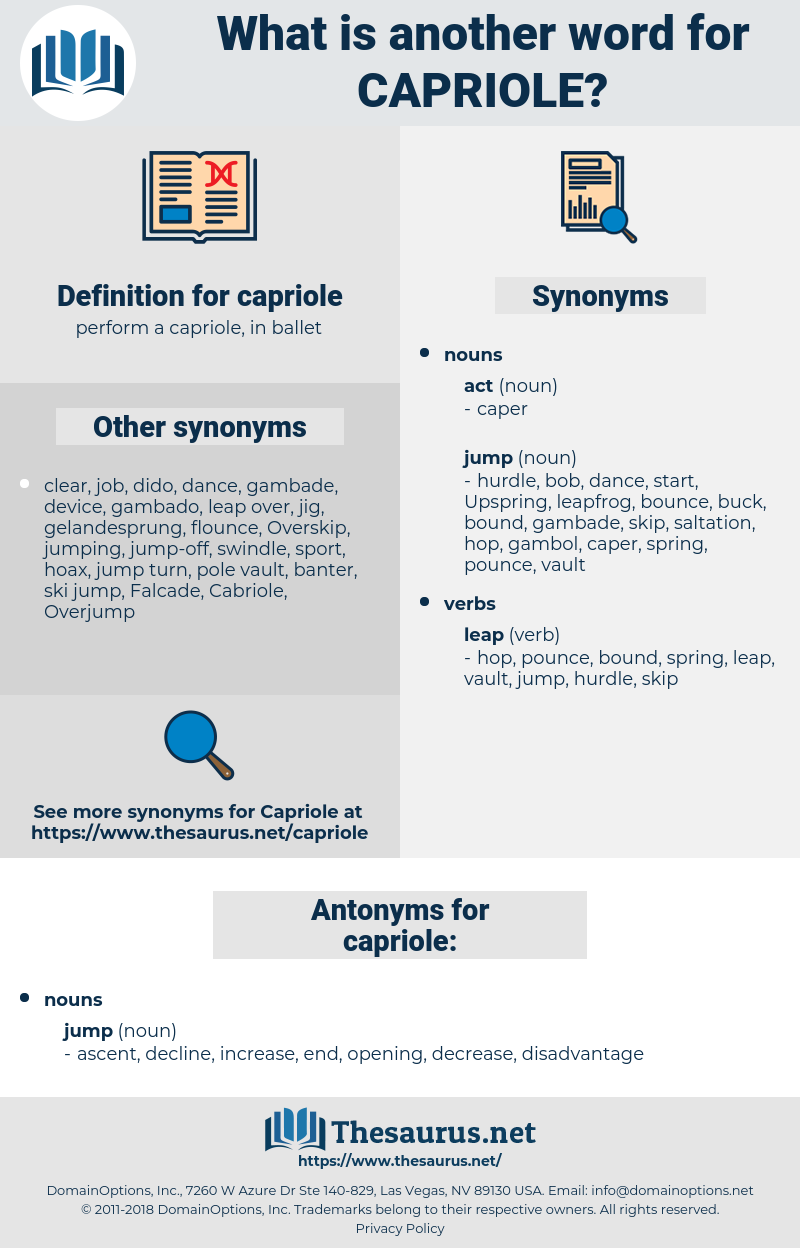 capriole, synonym capriole, another word for capriole, words like capriole, thesaurus capriole