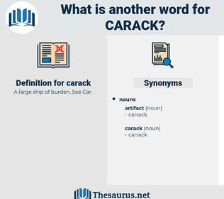 carack, synonym carack, another word for carack, words like carack, thesaurus carack