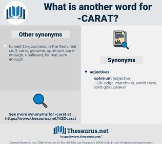 carat, synonym carat, another word for carat, words like carat, thesaurus carat