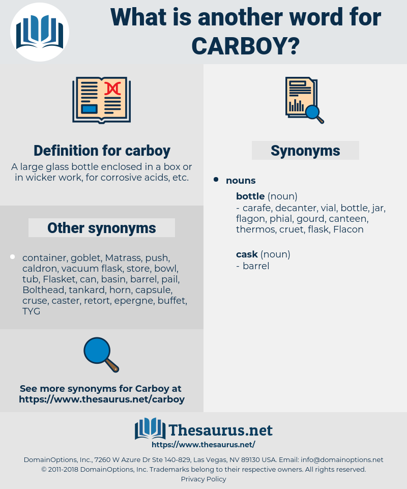 carboy, synonym carboy, another word for carboy, words like carboy, thesaurus carboy