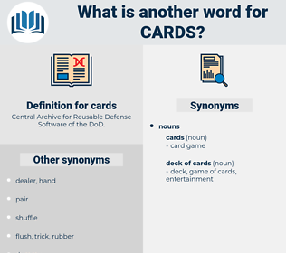 cards, synonym cards, another word for cards, words like cards, thesaurus cards