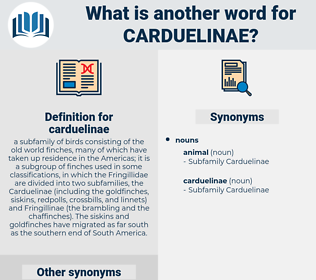 carduelinae, synonym carduelinae, another word for carduelinae, words like carduelinae, thesaurus carduelinae