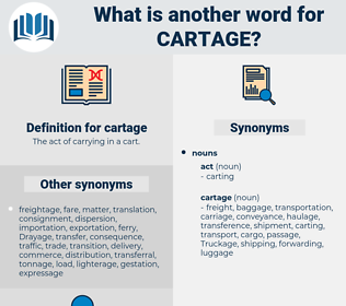 cartage, synonym cartage, another word for cartage, words like cartage, thesaurus cartage