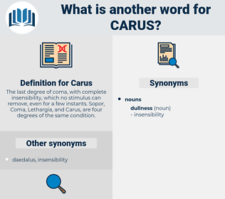 Carus, synonym Carus, another word for Carus, words like Carus, thesaurus Carus