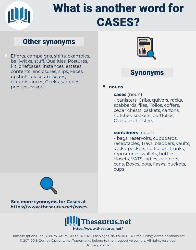 cases synonym