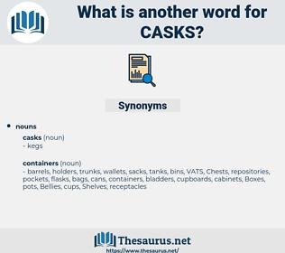 casks, synonym casks, another word for casks, words like casks, thesaurus casks
