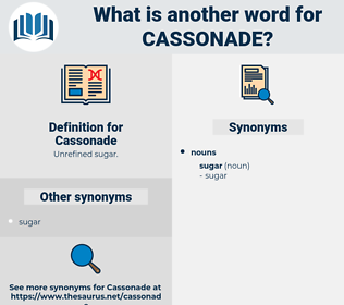 Cassonade, synonym Cassonade, another word for Cassonade, words like Cassonade, thesaurus Cassonade