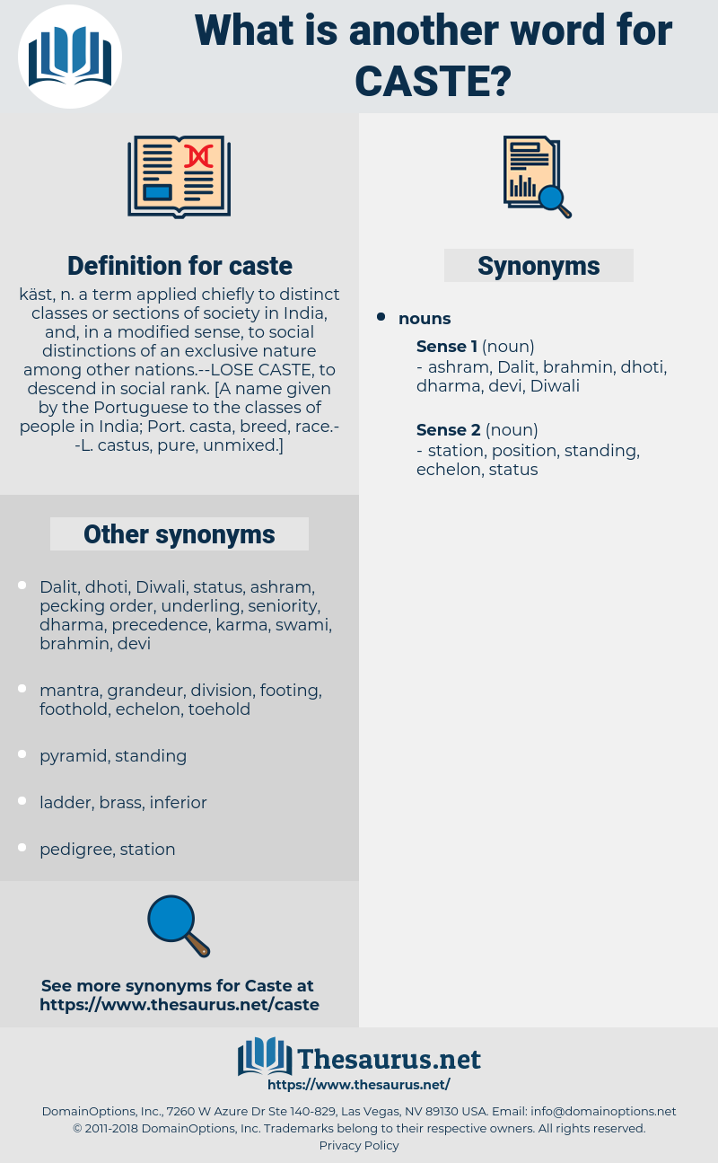 caste, synonym caste, another word for caste, words like caste, thesaurus caste