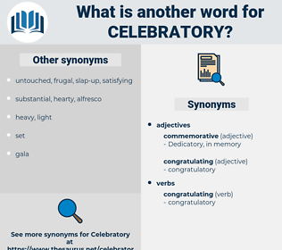 celebratory, synonym celebratory, another word for celebratory, words like celebratory, thesaurus celebratory