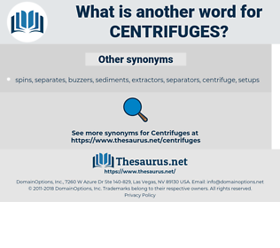 centrifuges, synonym centrifuges, another word for centrifuges, words like centrifuges, thesaurus centrifuges