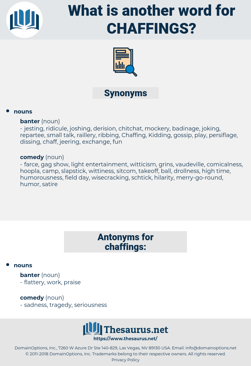 chaffings, synonym chaffings, another word for chaffings, words like chaffings, thesaurus chaffings