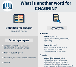 chagrin, synonym chagrin, another word for chagrin, words like chagrin, thesaurus chagrin