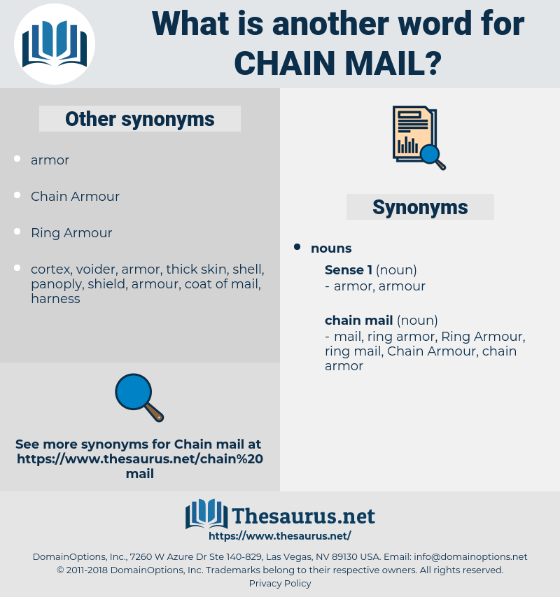 chain mail, synonym chain mail, another word for chain mail, words like chain mail, thesaurus chain mail