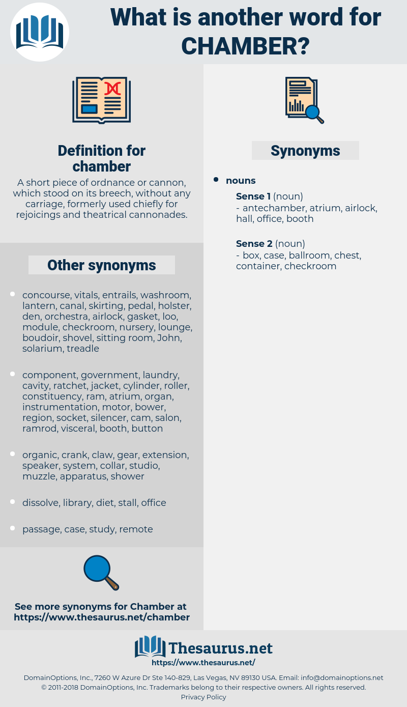 chamber, synonym chamber, another word for chamber, words like chamber, thesaurus chamber