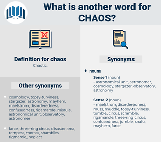 chaos, synonym chaos, another word for chaos, words like chaos, thesaurus chaos