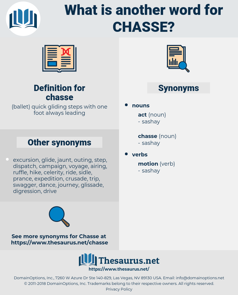 chasse, synonym chasse, another word for chasse, words like chasse, thesaurus chasse