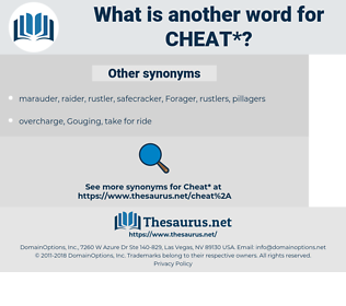 cheat, synonym cheat, another word for cheat, words like cheat, thesaurus cheat