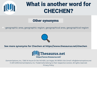 Chechen, synonym Chechen, another word for Chechen, words like Chechen, thesaurus Chechen