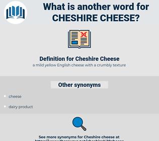 Cheshire Cheese, synonym Cheshire Cheese, another word for Cheshire Cheese, words like Cheshire Cheese, thesaurus Cheshire Cheese