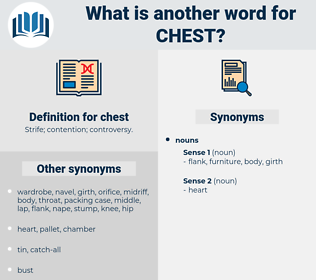 chest, synonym chest, another word for chest, words like chest, thesaurus chest