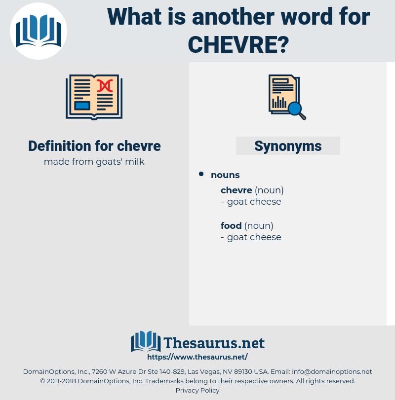 chevre, synonym chevre, another word for chevre, words like chevre, thesaurus chevre