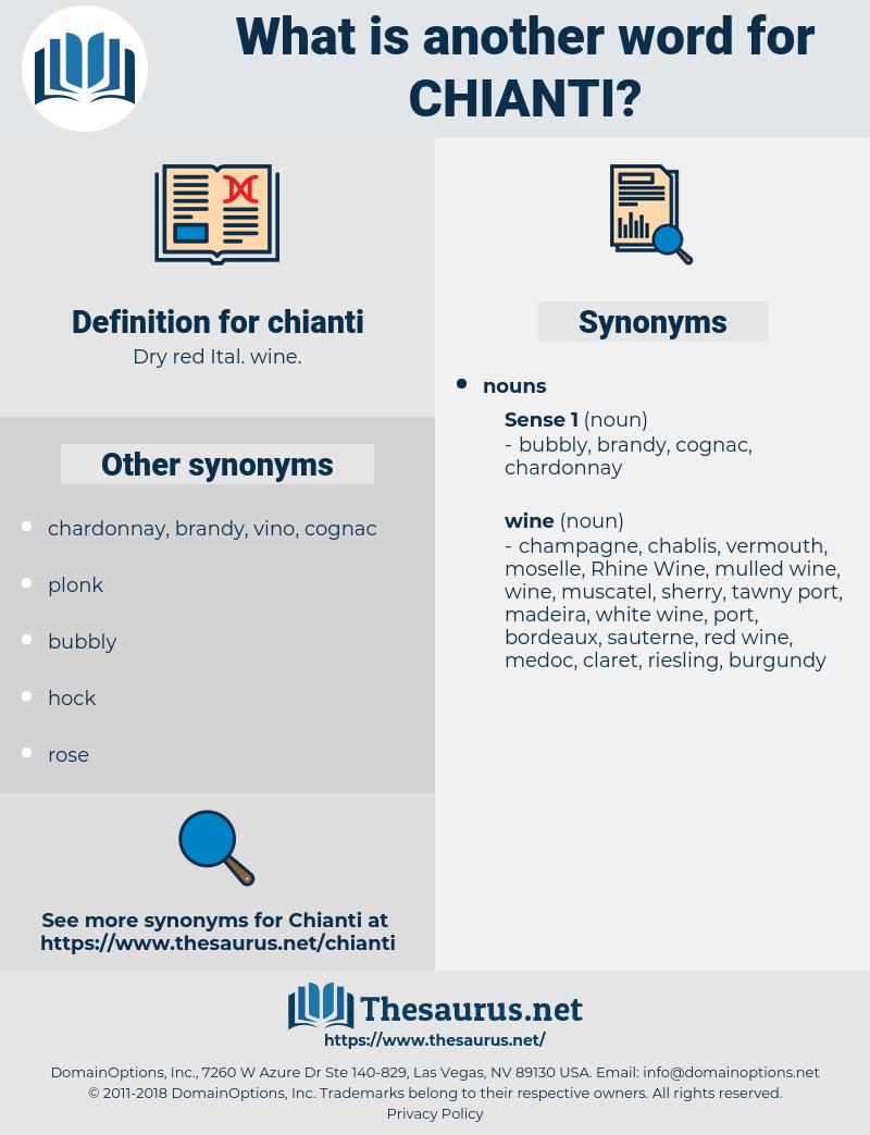 chianti, synonym chianti, another word for chianti, words like chianti, thesaurus chianti