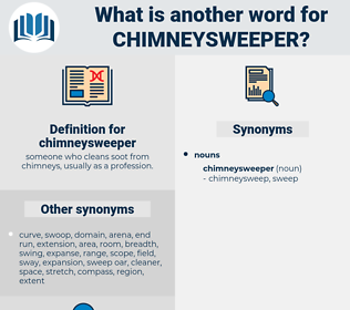 chimneysweeper, synonym chimneysweeper, another word for chimneysweeper, words like chimneysweeper, thesaurus chimneysweeper
