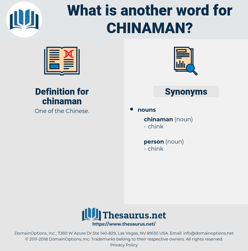 chinaman, synonym chinaman, another word for chinaman, words like chinaman, thesaurus chinaman