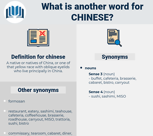 chinese, synonym chinese, another word for chinese, words like chinese, thesaurus chinese