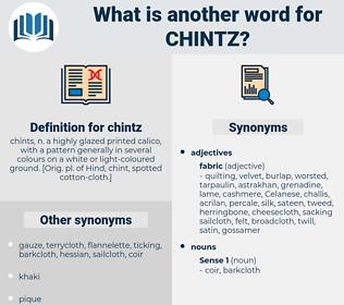 chintz, synonym chintz, another word for chintz, words like chintz, thesaurus chintz