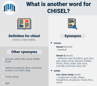 chisel, synonym chisel, another word for chisel, words like chisel, thesaurus chisel