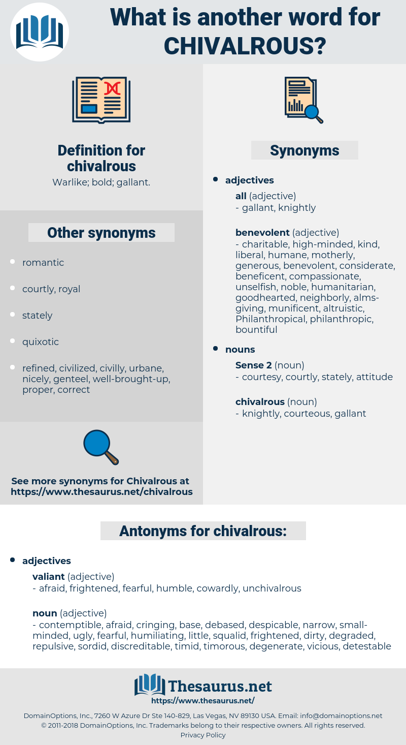 chivalrous, synonym chivalrous, another word for chivalrous, words like chivalrous, thesaurus chivalrous