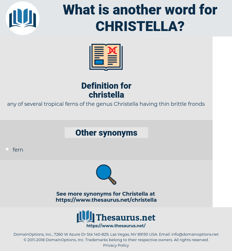 christella, synonym christella, another word for christella, words like christella, thesaurus christella