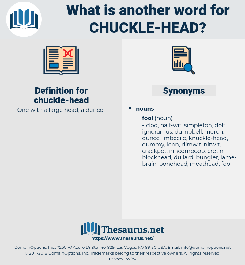 chuckle-head, synonym chuckle-head, another word for chuckle-head, words like chuckle-head, thesaurus chuckle-head