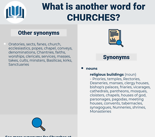 churches, synonym churches, another word for churches, words like churches, thesaurus churches