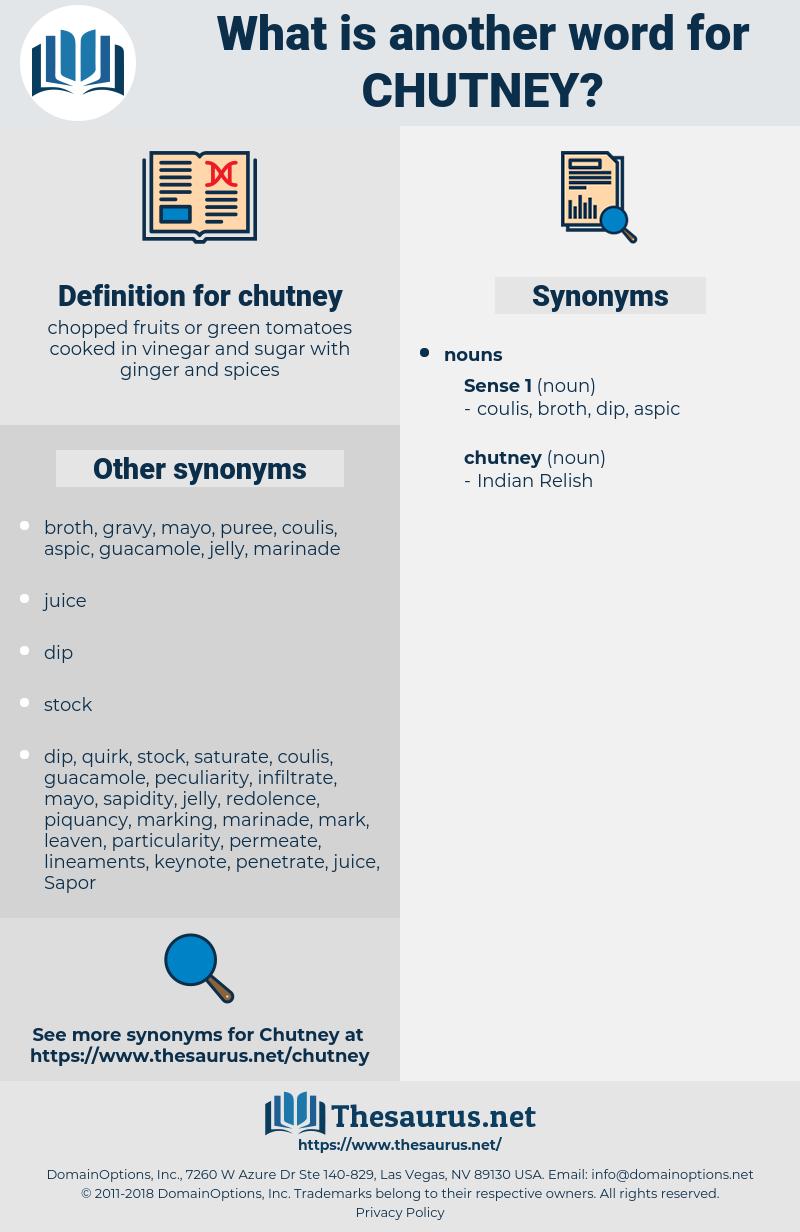 chutney, synonym chutney, another word for chutney, words like chutney, thesaurus chutney