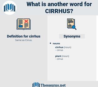 cirrhus, synonym cirrhus, another word for cirrhus, words like cirrhus, thesaurus cirrhus